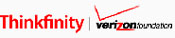 verizon think finity logo