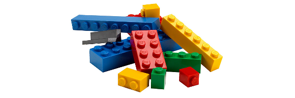 LEGO Club - Saturday, December 14 at the Main Library