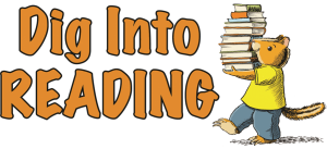 dig into reading graphic