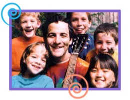Peter Moses and the Music Experience for Children - August 6th, 10:30 am