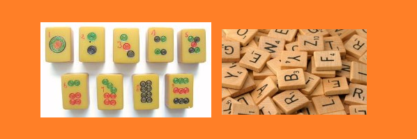 Mahjong and Scrabble Groups for Adults