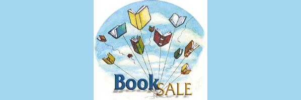 Fall Book Sale - Saturday Oct 18th