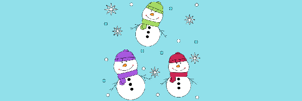 Winter Fun Day! December 30 at the Main Library