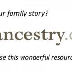 ancestry copy