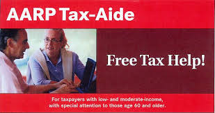 AARP Tax-Aide/Preparation Assistance at the Main Library