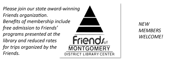 Friends of Montgomery District Library Center