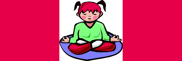 Yoga For Kids at the Main Library