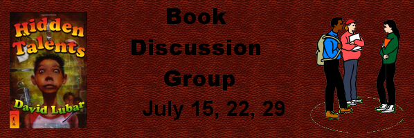 Book Discussion in the Main Library