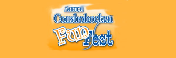 Visit us at the Conshy Fun Fest, Saturday Sept. 20th, 11am-3pm