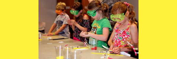 Science in the Summer Registration--May 1 through 31 at the Main Library