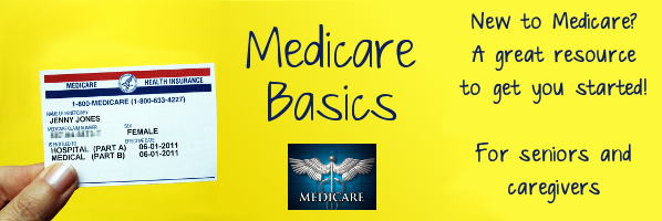 Medicare Basics - March 19, 6:30pm - PREREGISTER