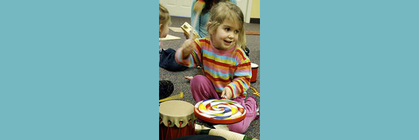 Yoga-Music Fusion at the Main Library