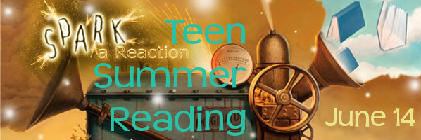 Teen Summer Reading at the Main Library