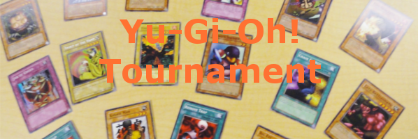 Yu-Gi-Oh! TCG Tournament at the Main Library