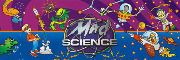 Mad Science, Wednesday August 6th, 7pm