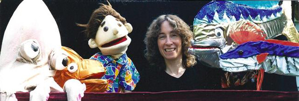 Antonia's Great Adventure Puppet Show, Wednesday July 30th, 7pm