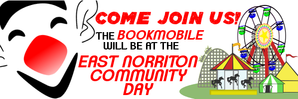 Bookmobile at East Norriton Community Day