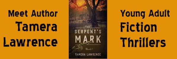 Meet Tamera Lawrence - September 24, 6:30 - PREREGISTER