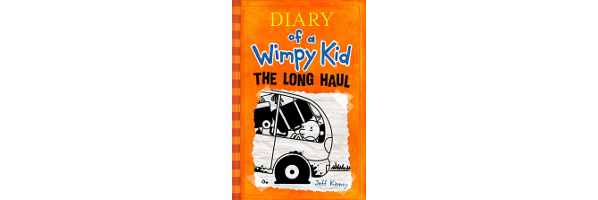 Wimpy Kid Day at the Main Library!
