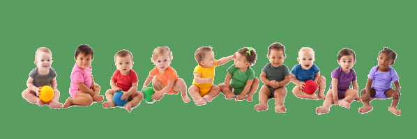 Babies at the Conshohocken Free Library, Tuesdays at 10:15 am