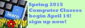 classesspring2015