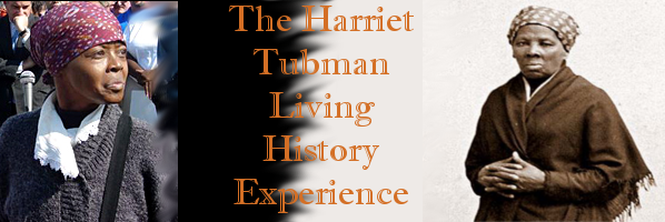 The Harriet Tubman Living History Experience at The Main Library