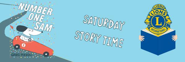 Number One Sam - Saturday, April 11, 11 am - PREREGISTER