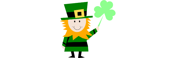 St. Patrick's Day Fun at the Main Library