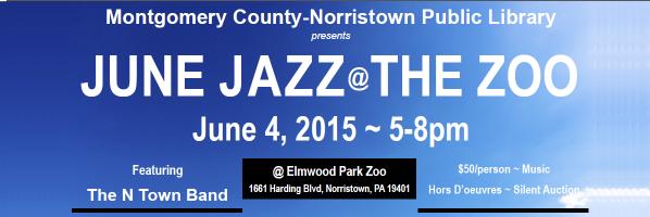 June Jazz @ The Zoo