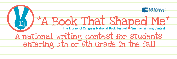 Summer Writing Contest - Entries due July 10, 2015
