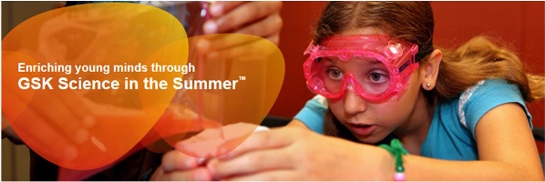 GSK Science in the Summer: OCEANOGRAPHY!