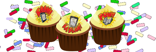 Super Hero Cupcake Decorating - August 13, 3:00pm - PREREGISTER