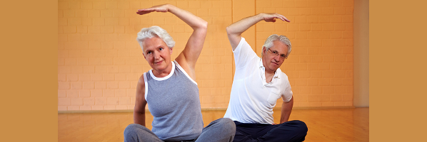 Yoga for Beginners, Mondays, 9/14-10/19, 4:30-5:45