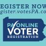 Pennsylvania Online Voter Registration