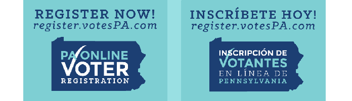 Pennsylvania Online Voter Registration