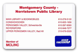 MC-NPL Library Card