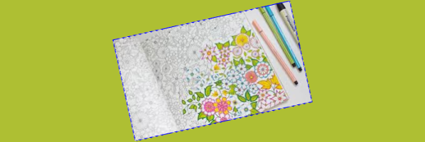 Coloring for Adults @ Perkiomen Valley Library