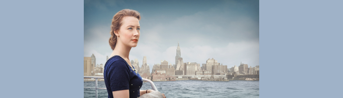 "Free! Wednesday Matinee at the Main Library ""Brooklyn"" On July 27, 2016 At 1:00 p.m. in the Board Room"