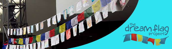Painting Dream Flags - Friday, August 5 @ 10:30 - PREREGISTER