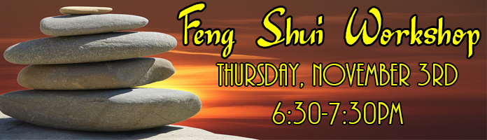 Feng Shui Workshop at Main Library