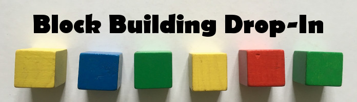 Block Party: Free Building Drop-In - Friday, November 24 @ 10:30-12:00 pm