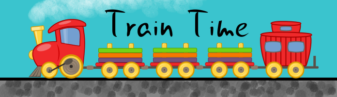 Train Time - Friday, February 24 at 10:30 - Royersford Free Public Library