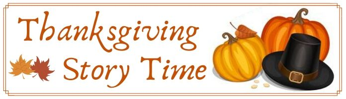 Thanksgiving Story Time at the Royersford library