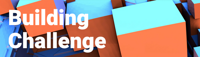 Building Challenge - Wednesday, July 18 @ 2:30-4:00 pm - Drop-In