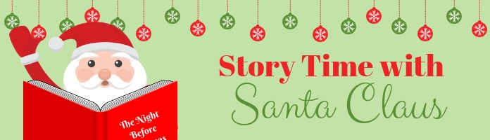 Story Time with Santa at the Royersford Library - PREREGISTER