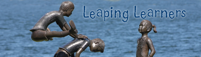 Leaping Learners - Monday, January 23 @ 1:30 - PREREGISTER