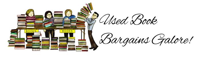 Book Bargain Event - Mar 3 @ 10-2, Mar 4 @ 10-4, Mar 5 @ 1-4