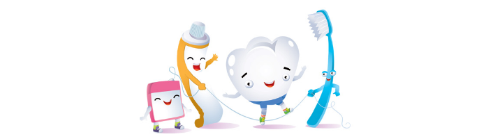 HAPPY TEETH! Dental Health Program