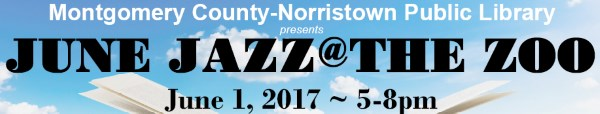 June Jazz 2017: June 1 5-8pm