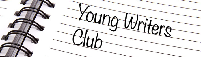 Young Writers Club - Wednesday, May 23 @ 4:30 pm - PREREGISTER